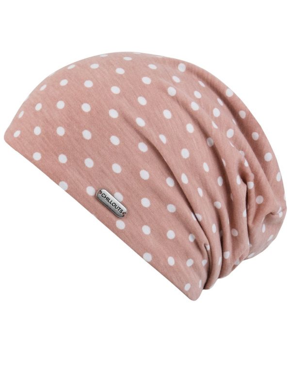 Beanie Lucy rose - chemo hat / alopecia hat