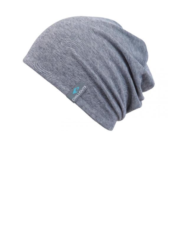 Beanie Tiflis Blue - chemo hat / alopecia hat