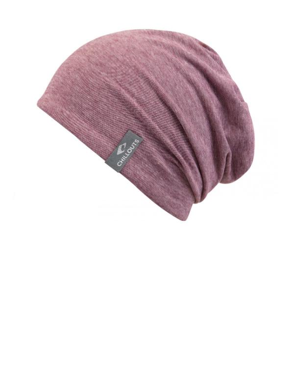 Beanie Tiflis Red - chemo hat / alopecia hat