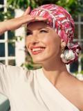 Turban Shakti Indian Summer - chemo hat / alopecia headwear