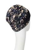 Turban Shakti Modern Paisley - cancer hat / alopecia headwear