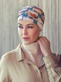 Top Yoga Autumn Cherries - cancer hat / alopecia headwear