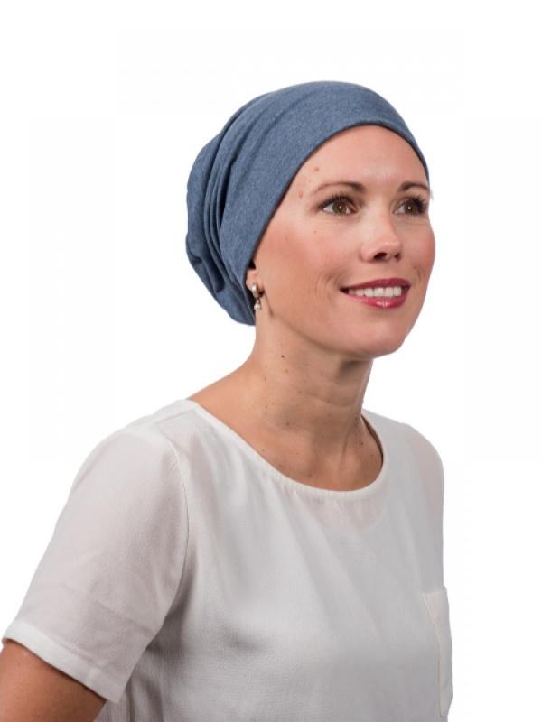 Top Tio Jeans - chemo hat / alopecia hat