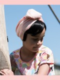Pony Yasmijn - haarwerk voor meisjes met chemo mutsje - EN