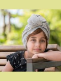 Pony Anna - haarwerk voor meisjes (pony) met chemo mutsje - EN