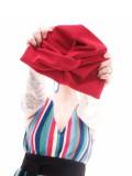 Turban Cross Axelle - chemo hat / alopecia headwear