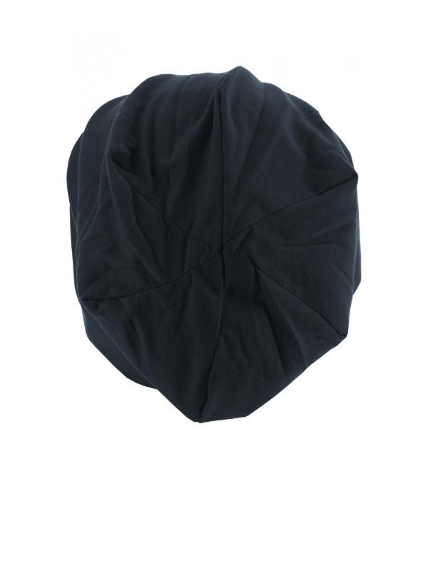 Top beanie  jersey 10285 navy - chemo mutsje / alopecia mutsje - EN