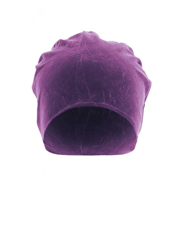 Top stone magenta - chemomutsje / alopecia hoofdbedekking - EN