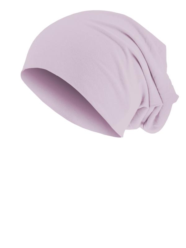 Sleep Cap Lavender - chemo hat / alopecia hat