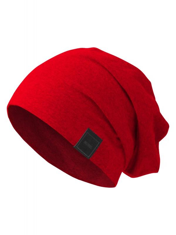 Beanie XS red chemo hat