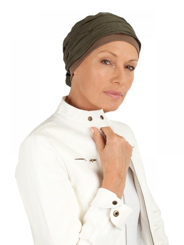 Top Mano V - chemo hat / alopecia hat