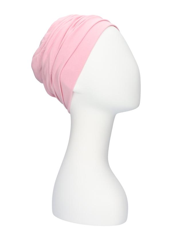 Top Noa pink - chemo hat / alopecia hat