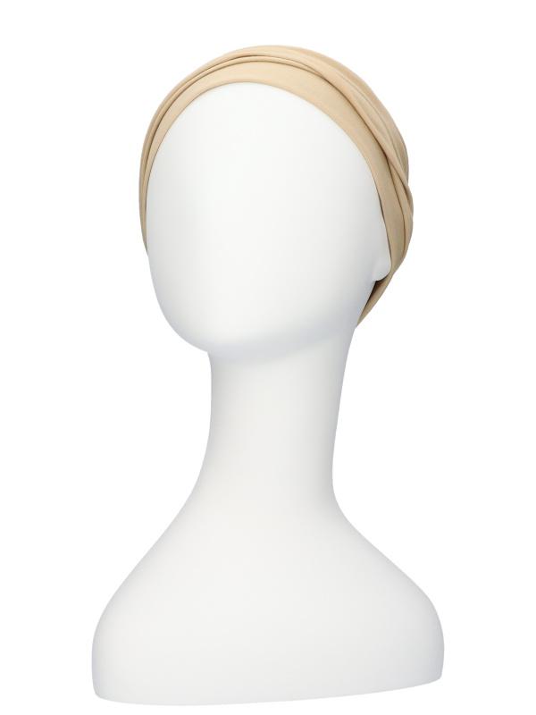 Top Noa beige - cancer hat / alopecia hat