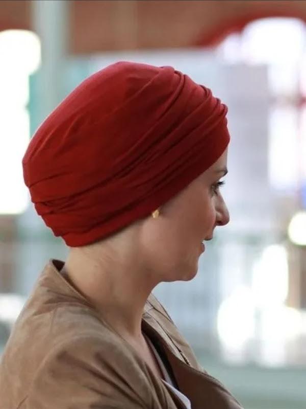 Top Noa rusty - cancer hat / alopecia hat