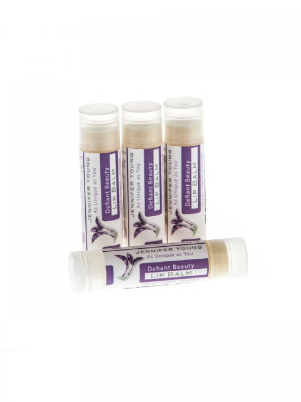 Lip balm JY buy now at My Headwear, specilised in chemo hats and cosmetics