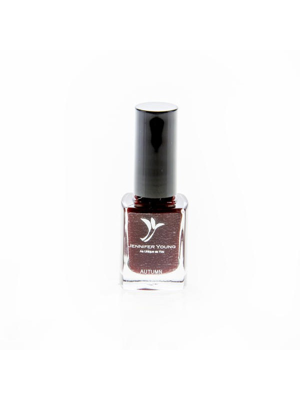 Jennifer Young Nail Varnish Autumn buy now at My Headwear, specilised in chemo hats and cosmetics
