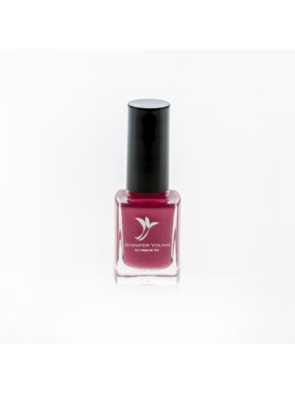 Jennifer Young Nail Varnish Flamingo pink buy now at My Headwear, specilised in chemo hats and cosmetics