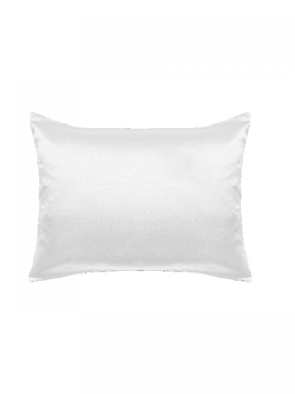 Smooth pillowcase white shop at My Headwear, specilised in chemo hats and cosmetics