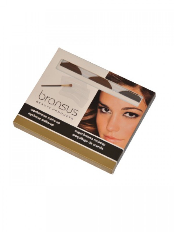 Eyebrow set dark buy now at My Headwear, specilised in chemo hats and cosmetics
